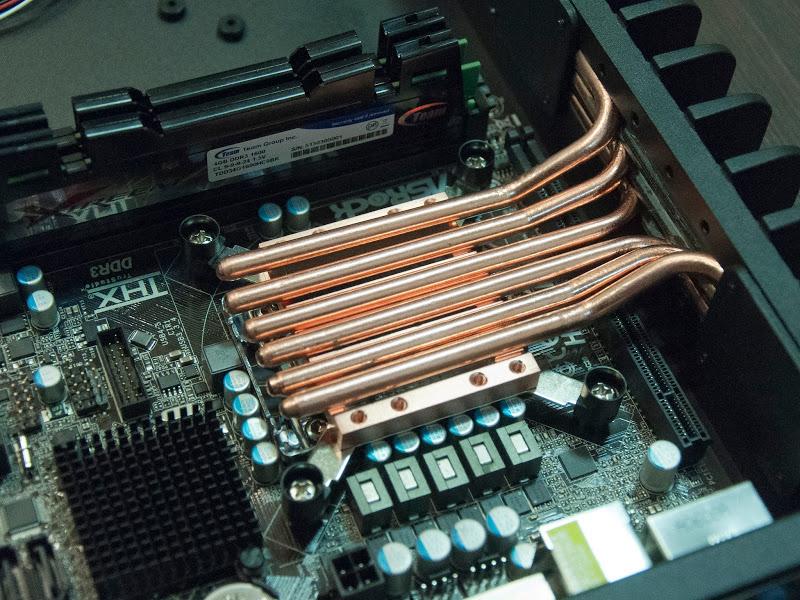 fanless mini silent htpc pc case hdplex h3.S