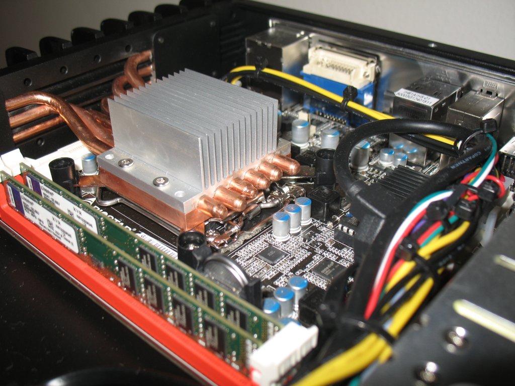 HDPlex fanless H5 S PC case for PC Audio Music Server builds