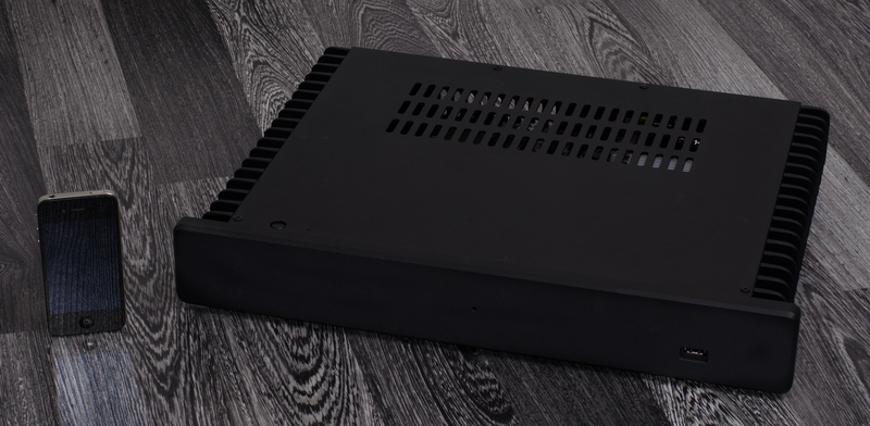 HDPLEX fanless H5.S case