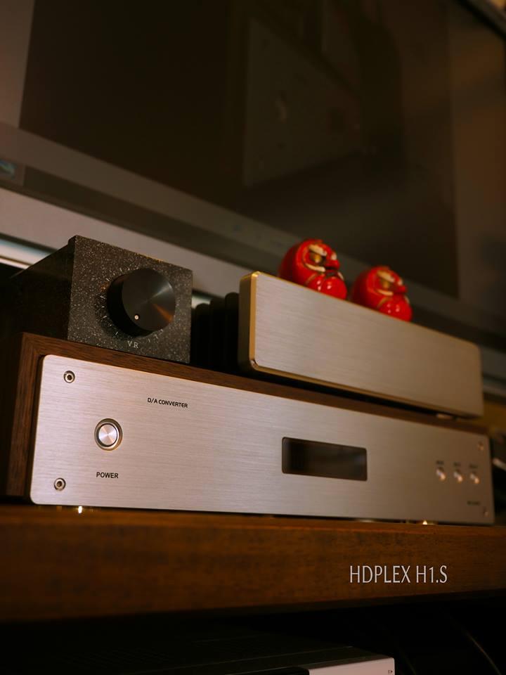 HDPLEX fanless H1.S computer case