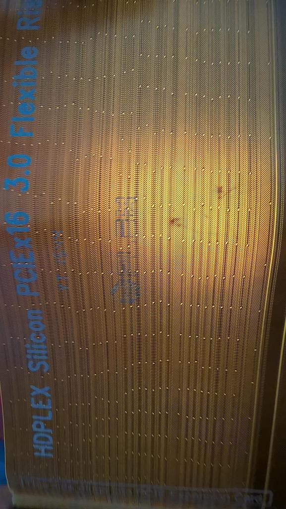 HDPLEX Silicon PCIE16 PCIE 3.0 Riser Card Review